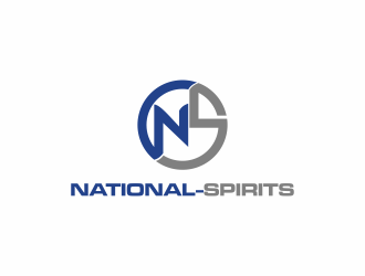 National-Spirits  logo design concepts #6