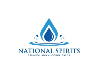 National-Spirits  logo design concepts #7