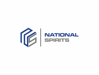 National-Spirits  logo design concepts #8