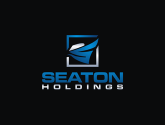 Seaton Holdings logo design concepts #12