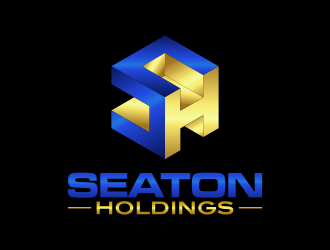 Seaton Holdings logo design concepts #14