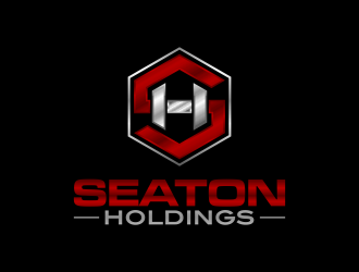 Seaton Holdings logo design concepts #1