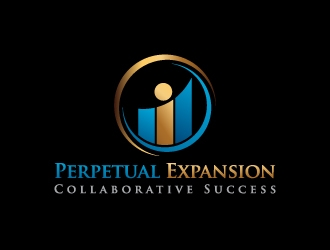 Perpetual Expansion  logo design concepts #2
