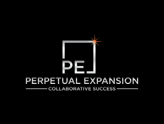 Perpetual Expansion  logo design concepts #3
