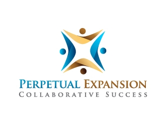 Perpetual Expansion  logo design concepts #4