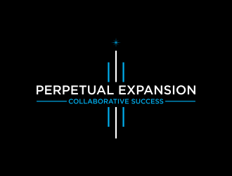 Perpetual Expansion  logo design concepts #7