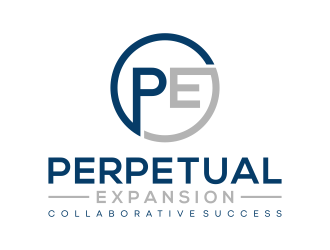 Perpetual Expansion  logo design concepts #8