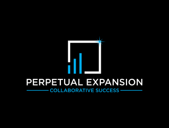Perpetual Expansion  logo design concepts #9