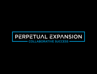 Perpetual Expansion  logo design concepts #10