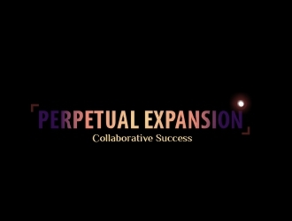 Perpetual Expansion  logo design concepts #12