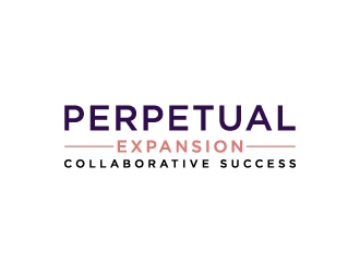 Perpetual Expansion  logo design concepts #13