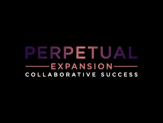 Perpetual Expansion  logo design concepts #14