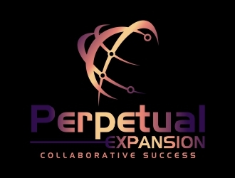 Perpetual Expansion  logo design concepts #16