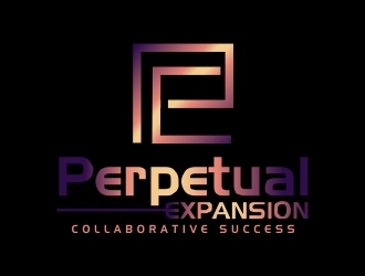 Perpetual Expansion  logo design concepts #17