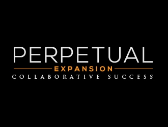 Perpetual Expansion  logo design concepts #21