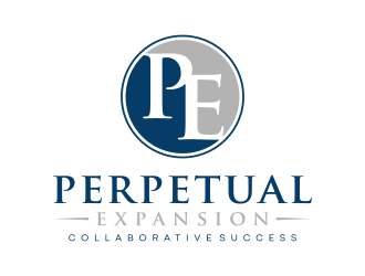 Perpetual Expansion  logo design concepts #22