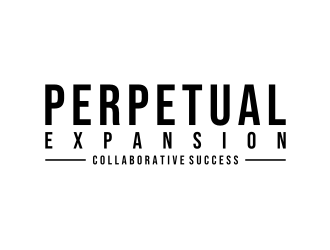 Perpetual Expansion  logo design concepts #23