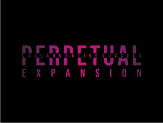 Perpetual Expansion  logo design concepts #24