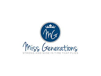 Miss Generations logo design concepts #2