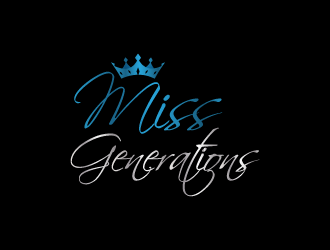 Miss Generations logo design concepts #6