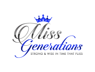 Miss Generations logo design concepts #1
