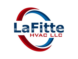LaFitte HVAC LLC  logo design concepts #15