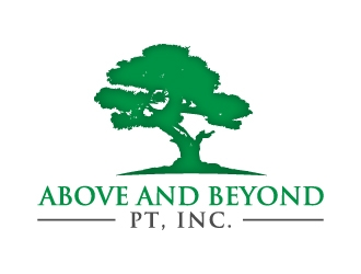Above and Beyond PT, Inc. logo design concepts #1