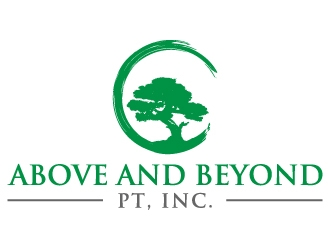 Above and Beyond PT, Inc. logo design concepts #5
