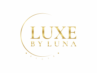 Luxe by Luna logo design concepts #23