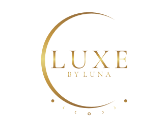 Luxe by Luna logo design concepts #28
