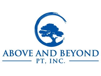 Above and Beyond PT, Inc. logo design concepts #2