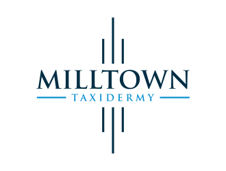 Milltown Taxidermy logo design concepts #5