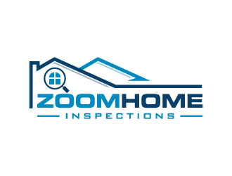 Zoom Home Inspections  logo design concepts #4