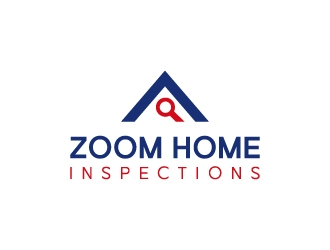 Zoom Home Inspections  logo design concepts #5