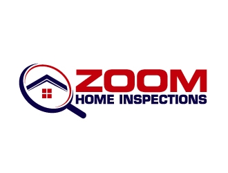 Zoom Home Inspections  logo design concepts #6