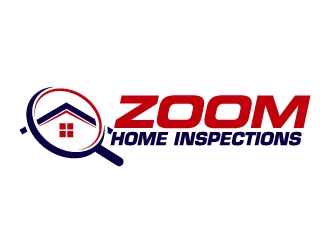 Zoom Home Inspections  logo design concepts #7
