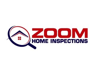 Zoom Home Inspections  logo design concepts #8