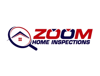 Zoom Home Inspections  logo design concepts #9