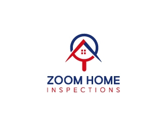 Zoom Home Inspections  logo design concepts #10