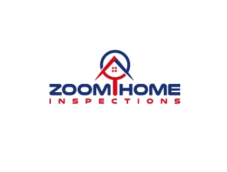 Zoom Home Inspections  logo design concepts #11