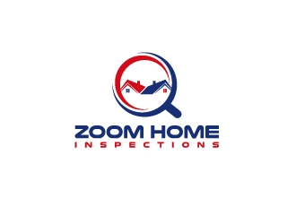 Zoom Home Inspections  logo design concepts #12