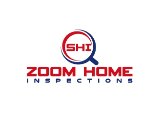 Zoom Home Inspections  logo design concepts #13