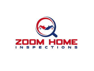 Zoom Home Inspections  logo design concepts #14