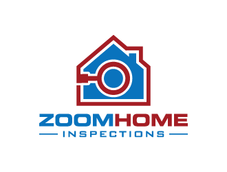 Zoom Home Inspections  logo design concepts #1