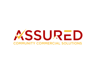 Assured Community Commercial Solutions logo design