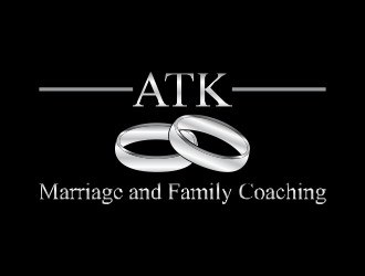 ATK Marriage and Family Coaching  logo design