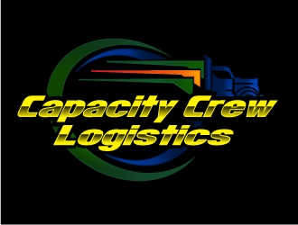 Capacity Crew Logistics  logo design concepts #5