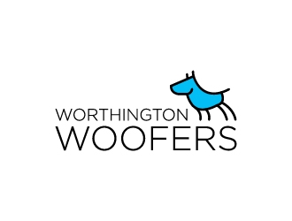Worthington Woofers logo design concepts #2