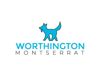 Worthington Woofers logo design concepts #4