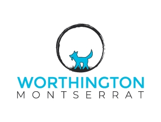 Worthington Woofers logo design concepts #7